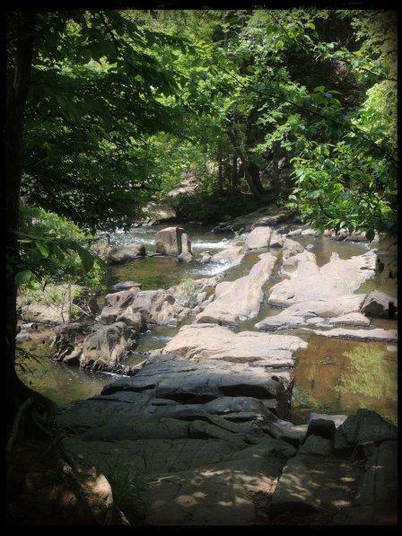 Chewacla's Path